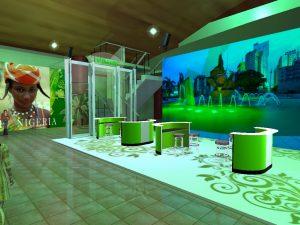 ICC - WEFA Cultural Night - NigZ booth