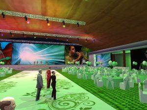 ICC - WEFA Cultural Night - main Hall 1