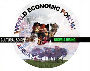 WEFA Cultural Soiree Logo